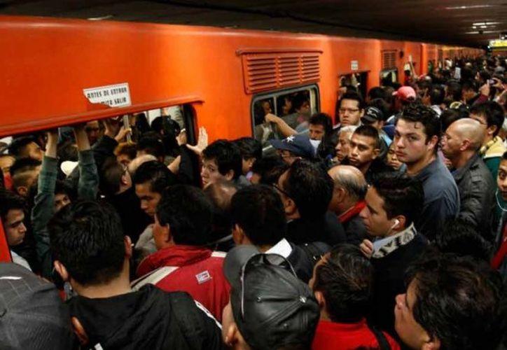 Actualmente trabajan en la ampliación de la Línea 12 del metro y esperan recursos para ampliar la Línea 9. (Excelsior)