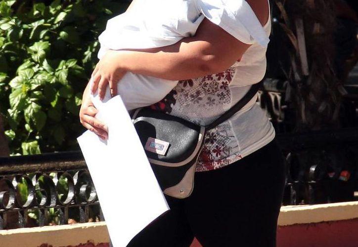En Yucatán, el hospital Materno-Infantil registra hasta 40 por ciento de embarazos en adolescentes. (Archivo/Milenio Novedades)