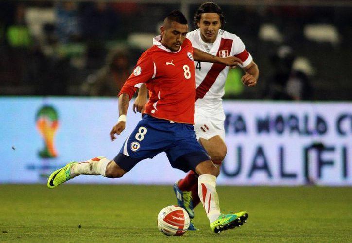 Vidal es fundamental tanto en la Selección de Chile como en la Juventus. (elariquenio.com)