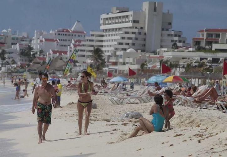 Esperan que en la próxima temporada alta este destino turístico reporte una excelente ocupación. (Redacción/SIPSE)