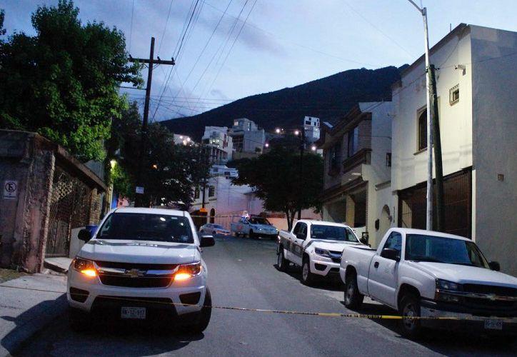 Domicilio de la periodista asesinada en Nuevo León, Monterrey. (Foto: Internet)
