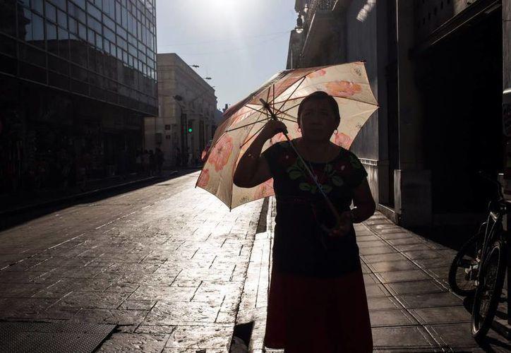 Los cielos despejados se mantendrán en estos días en Mérida. (Mauricio Palos/SIPSE)