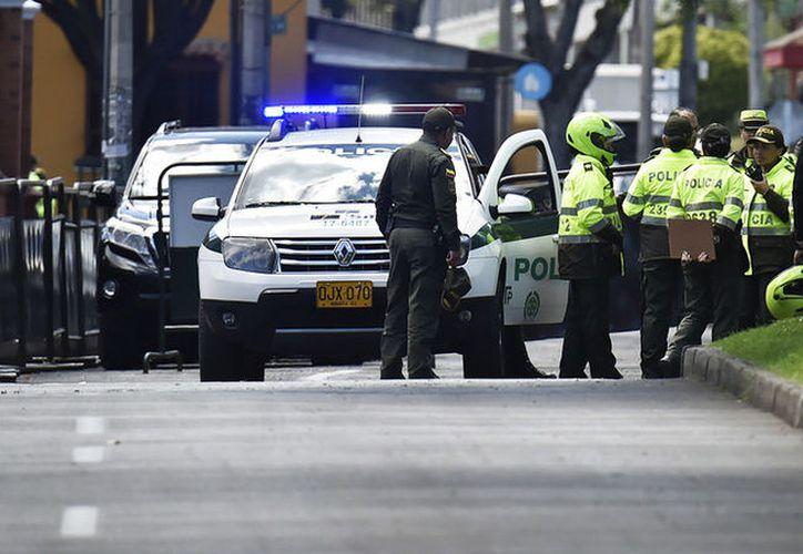 Un joven de 13 años ha matado con un arma blanca a su primo. (AFP)
