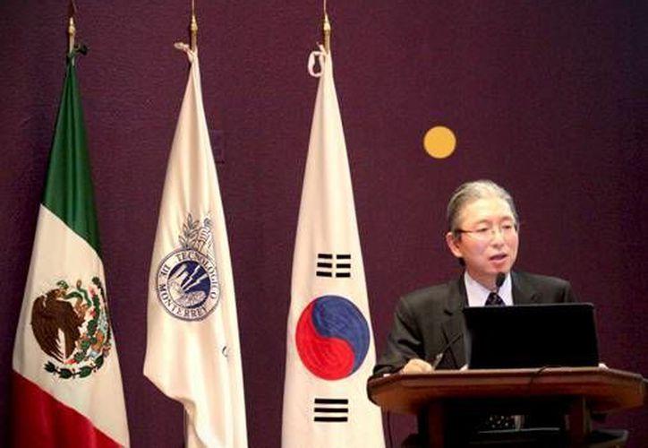 El embajador de la República de Corea del Sur en México, Seong Hoa Hong. (itesm.edu)