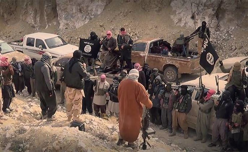 """Muchos de los extranjeros que pasaron por Dwekh Nawsha confirmaron """"la inexistente gesta"""" del grupo ISIS Hunting Club. (actualidad.rt.com)"""