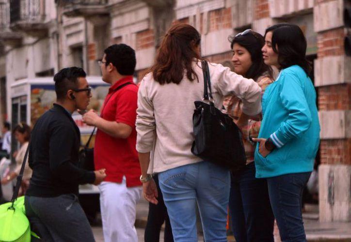 La Conagua pronostica bajas temperaturas para este sábado en Yucatán, en especial en Abalá, Becanchén, Tantakín y Nohalal. (José Acosta/SIPSE)