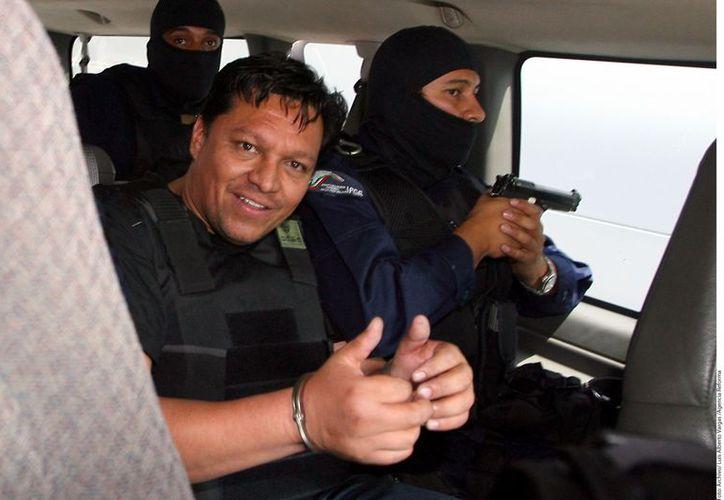 """Josmar Flores fue declarado """"enfermo mental"""". (Foto: Reforma)"""