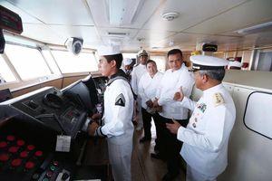 Celebran en Yucatán el Día de la Marina