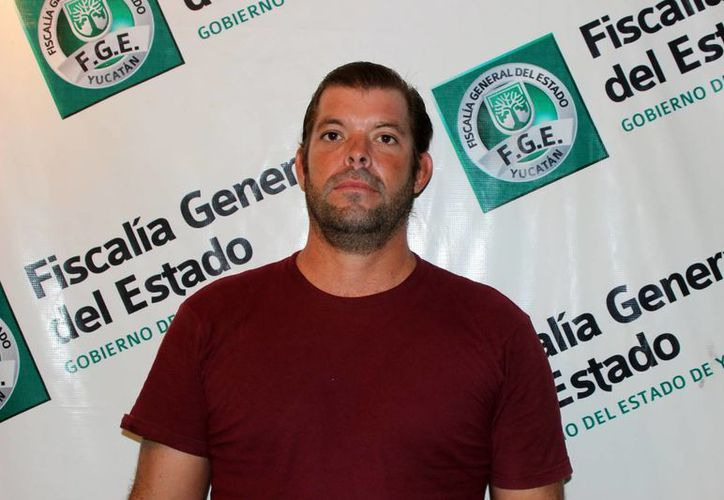 Rodrigo Huerta Ancona fue acusado de fraude por $250 mil pesos. (Milenio Novedades)