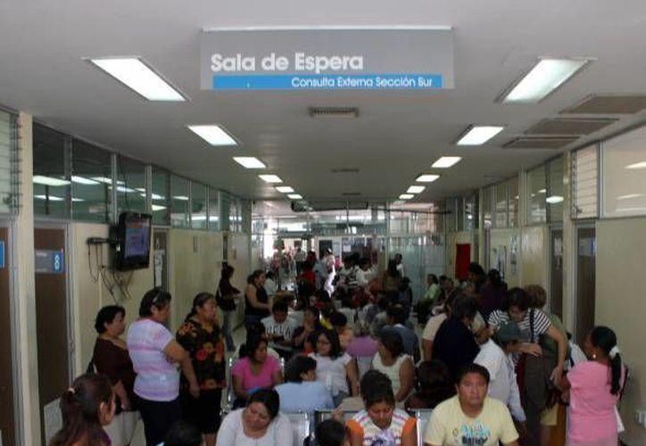 La mayoría de las quejas atendidas el año pasado por la Codamedy se concentró en el Instituto Mexicano del Seguro Social. (Milenio Novedades)