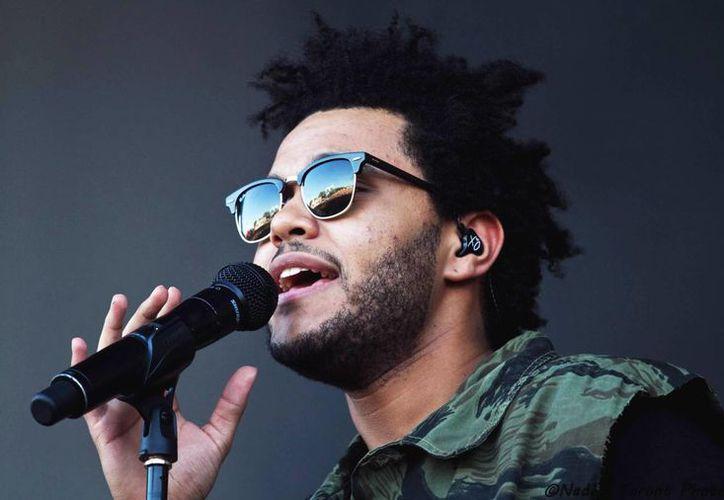 The Weeknd es uno de los artistas más nominados a los premios People's Choice 2016. (musikariosworld.com)