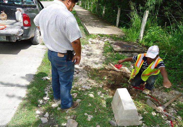Las empresas Semex e Itcom deben hacerse responsables del accidente de sus trabajadores, según el Ayuntamiento. (Adrián Barreto/SIPSE)