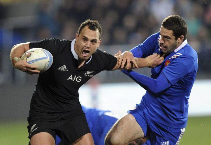 Es la primera vez que Nueva Zelanda deja en blanco a los franceses en un amistoso. (Foto: Agencias)