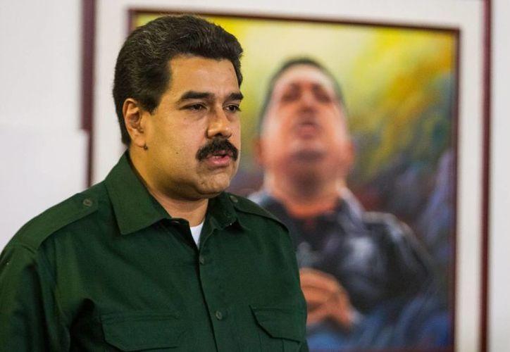 Nicolás Maduro anunció de la renuncia de sus ministro. Agradeció a sus colaboradores por su esfuerzo  y lealtad. (Archivo SIPSE)