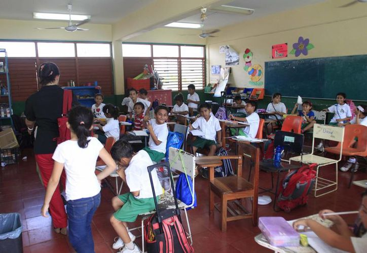 El Fondo de Aportaciones para la Nómina Educativa y Gasto Operativo (FONE) por cuatro mil 716 millones de pesos. (Harold Alcocer)