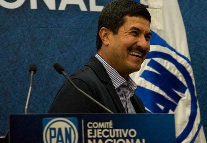 Javier Corral fue declarado este lunes como gobernador de Chihuahua. (excelsior.com.mx)