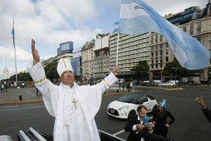 Argentinos invaden Brasil