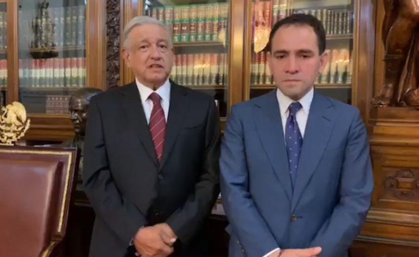 Arturo Herrera Gutiérrez, quien era el subsecretario de Hacienda, reemplazará a Carlos Urzúa como secretario de Hacienda y Crédito Público. (Facebook)