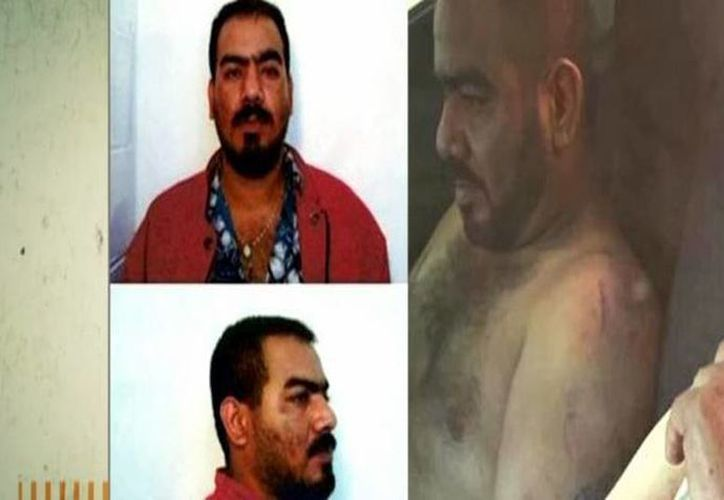 Orso Iván Gastelum Cruz fue arrestado junto a Joaquín El Chapo Guzmán durante un operativo en los Mochis, Sinaloa. (AFP)