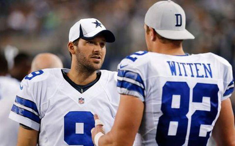 Tony Romo formará parte de los Mavericks