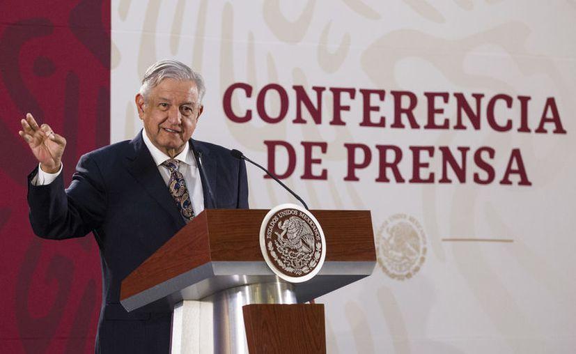 Fox responsabilizó al presidente Andrés Manuel Lopez Obrador de su seguridad y la de su familia. (Foto: Notimex)