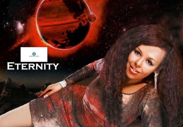 Waleska promociona el primer sencillo Eternity, de su segunda producción discográfica del mismo nombre. (Facebook/ Waleska)