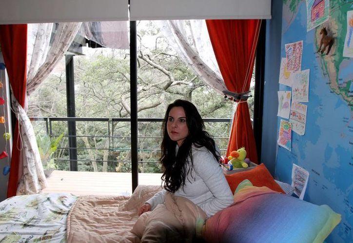 Kate del Castillo destacó lo importante que es regresar a su país para trabajar en algún proyecto de cine o teatro. (Notimex)
