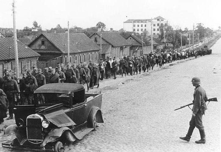 Alrededor del tres porciento de la población mundial en 1939 murió en la Segunda Guerra Mundial. (Bundesarchiv/CC BY-SA 3.0 de)