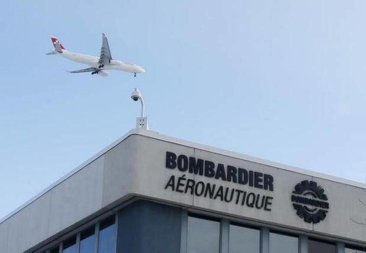 Bombardier aseguró que las operaciones de su planta en Querétaro siguen siendo muy importantes. (Archivo/Reuters)