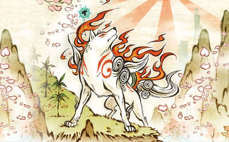 Okami HD llegaría a PlayStation 4 y Xbox One