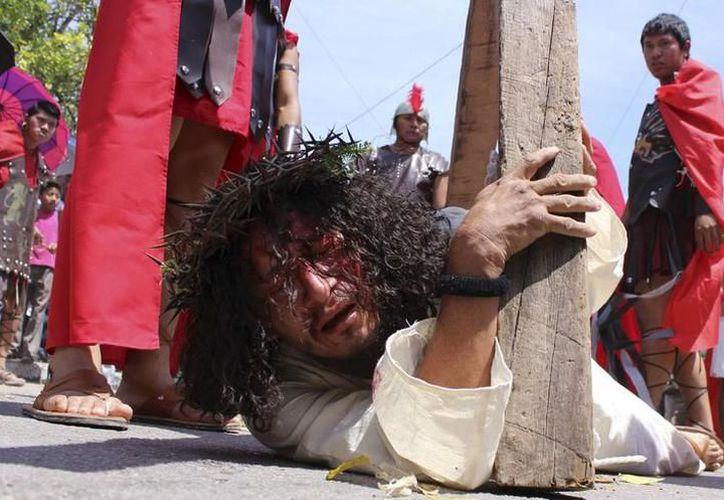 La Semana Mayor comienza con el Domingo de Ramos este 25 de marzo y concluye el Domingo de Resurrección, el 1 de abril. (SIPSE)