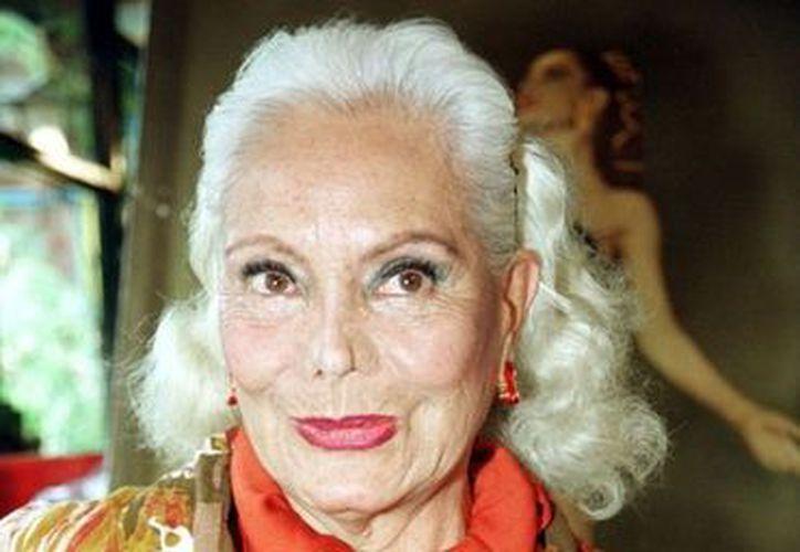 Gloria Mestre debutó en 1945 en el Palacio de Bellas Artes y llegó a formar parte del original Ballet Ruso. (informador.com)
