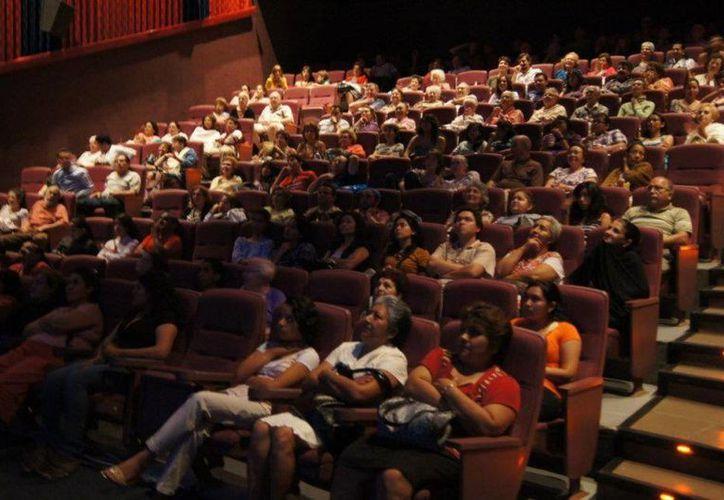 'Opera en el cine' ha tenido gran respuesta por parte del público yucateco. (Imagen tomada de Facebook: Operayucatán Oy)