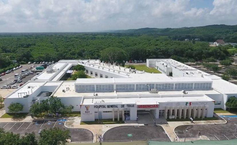El hospital es de segundo nivel y beneficiará a 250 mil personas de 22 municipios del sur. (Novedades Yucatán)