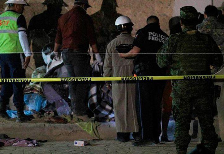 Un niño se convirtió en la víctima mortal número 29 del accidente de Mazapil, Zacatecas, durante una peregrinación. (excelsior.com.mx)