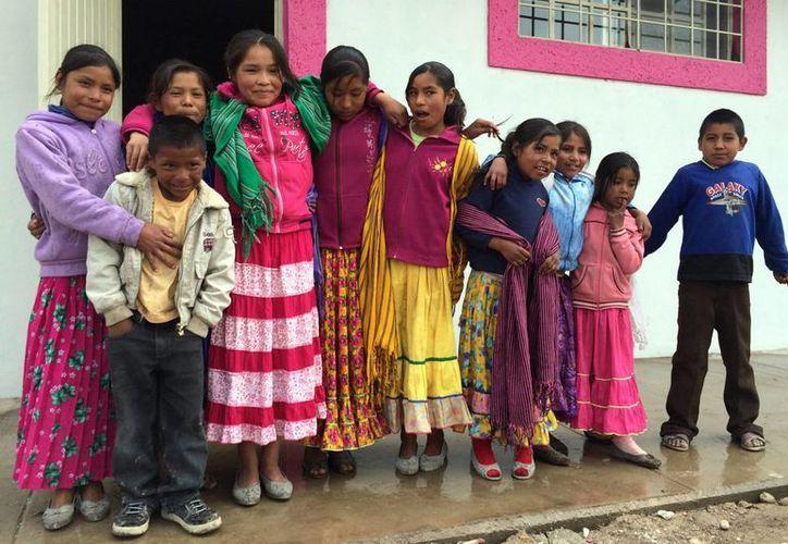 La SEP indica que la Reforma Educativa contempla el proyecto de nación multicultural. (Archivo/Notimex)