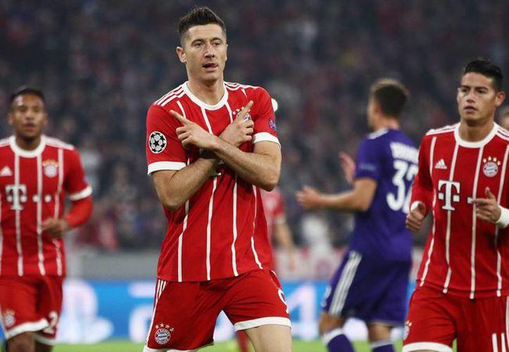 Bayern se afianzó en el súper liderato con 38 puntos. (Contexto)
