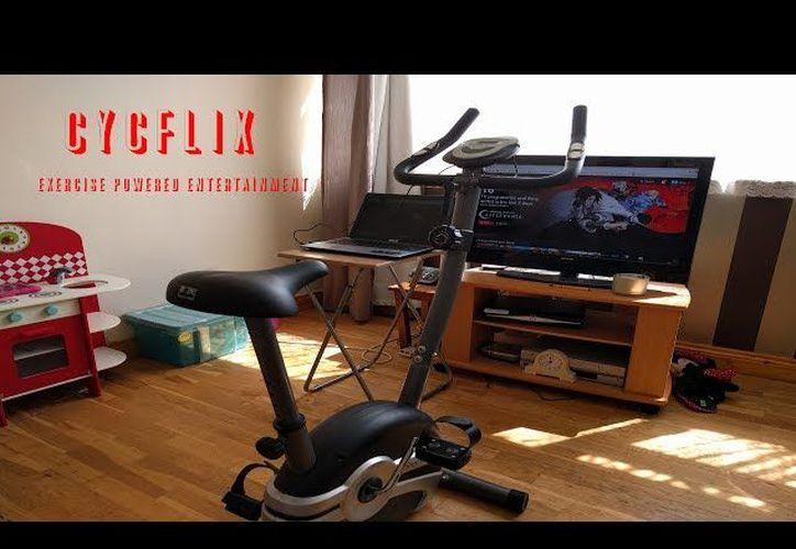 Si dejas de pedalear o reduces la velocidad que programaste, la plataforma detendrá la reproducción. (Foto: Instructables)