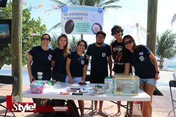 20 Aniversario del Parque Nacional Arrecife de Puerto Morelos