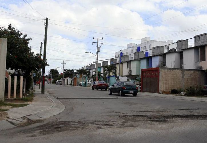 Los habitantes de dicha zona se encuentran a merced de los delincuentes. (Luis Soto/SIPSE)