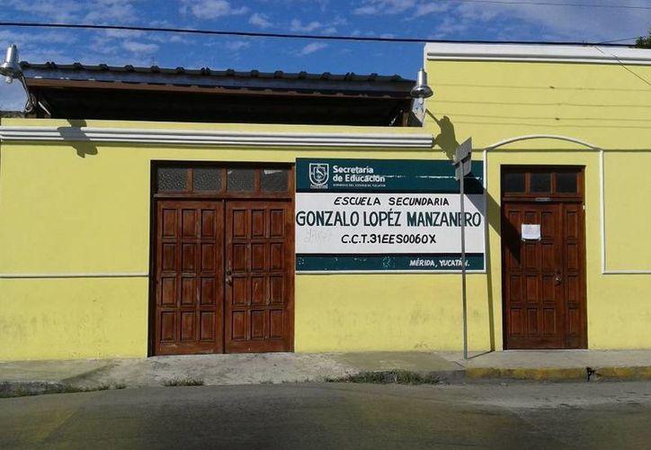 El caso del alumno que resultó hospitalizado tras la golpiza recibida en  la 'Secundaria número 46 Gonzalo López Manzanero' será turnado a las autoridades correspondientes. (Google Maps)