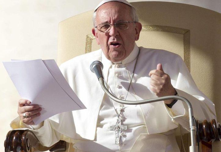 El Papa Francisco ha hecho nombramientos de obispos en varios estados de México en los últimos meses. (EFE/Foto de archivo)