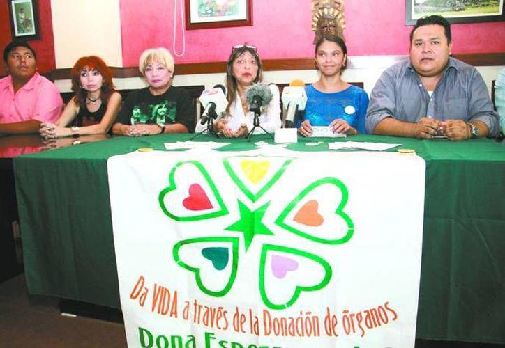 """Los artistas locales Yanin y Rachel, K-Laco y los grupos """"Ch3metry"""" y """"Ay Maria"""" actuarán en beneficio de 'Dona Esperanza A.C.' (Milenio Novedades)"""