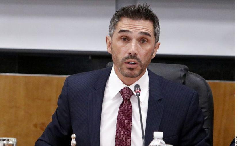 Morena emitió un comunicado para respaldar el trabajo del diputado señalando que las acusaciones en su contra no tienen fundamento. (Foto: Reforma)