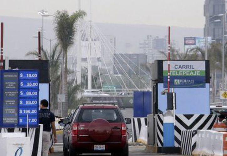 La carretera a Puebla es hasta el momento la segunda con mayor afluencia desde la Ciudad de México. (Notimex)