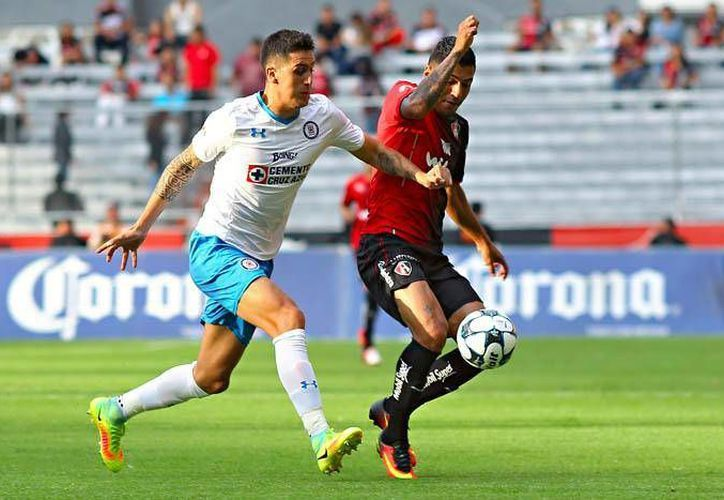 Cruz Azul y Atlas empataron esta tarde en el Estadio Jalisco. (Liga MX)