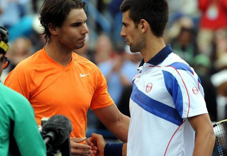 Djokovic dijo que es la meta de cada atleta ser el número uno del mundo. (Foto: EFE)