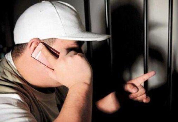 Ahora cada vez más yucatecos recurren a la Policía al recibir llamadas de secuestradores virtuales. (lacapital.ar.com)