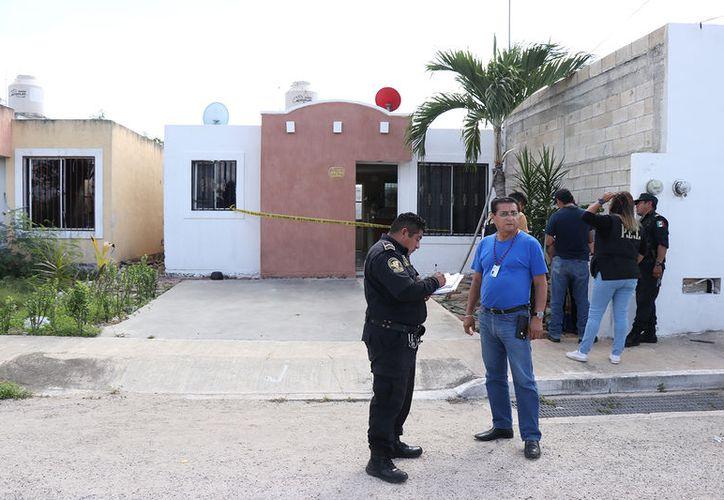 La Fiscalía estatal confirmó que la muerte de Lucero Gómez Borges, encontrada el miércoles en un predio de Jardines del Sur, se trató de un homicidio y por ello el caso se investiga bajo el protocolo de feminicidio.