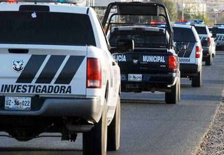 El joven fue detenido por agentes de la Policía Estatal Investigadora de Sonora. (fuerza.com.mx)